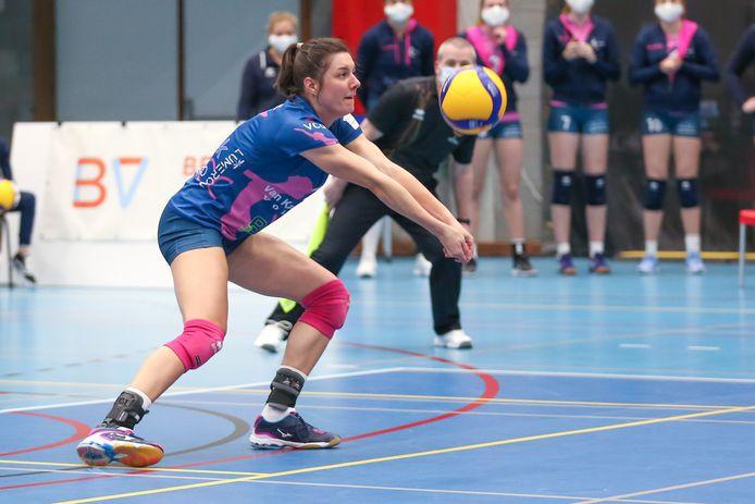 """Amber De Tant: """"Volgend jaar zoek ik nieuwe uitdagingen in een buitenlandse competitie."""""""