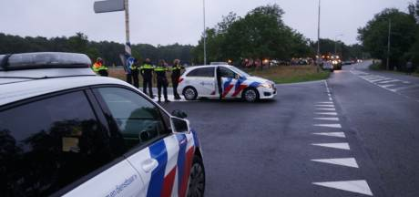 Boeren willen snelweg A1 op bij Bathmen, politie staat paraat