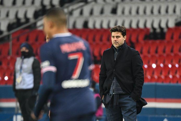 A peine arrivé, déjà à l'arrêt: Mauricio Pochettino manquera (au minimum) le match de samedi contre Angers.
