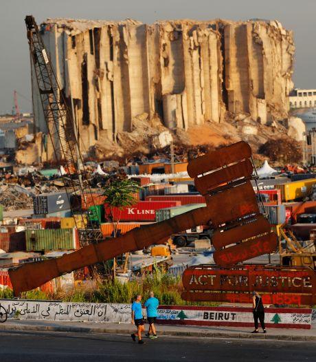 Jaar na explosie Beiroet: ruim 80.000 mensen geholpen met geld Nederland, nog geen gerechtigheid