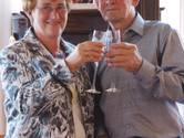 Joke en Gerard Moonen uit Udenhout: gouden bruidspaar