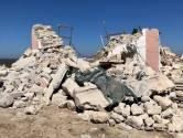 'De stenen vielen van het huis tegenover ons terras', vakantiegangers schrikken van zware aardbeving Kreta