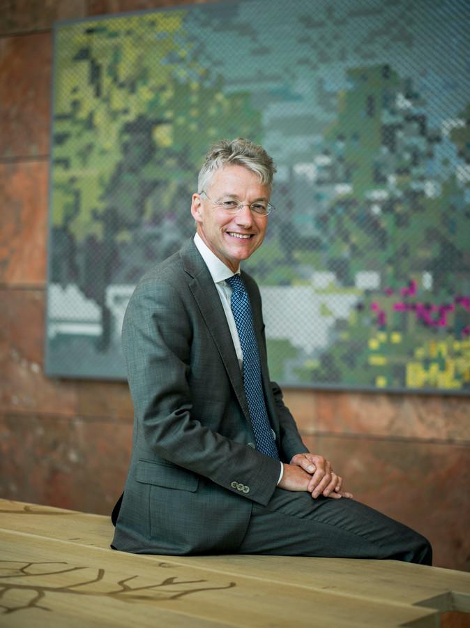 Maarten Camps startte middenin het coronajaar als voorzitter van het UWV.