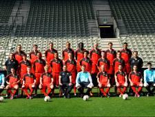 La sélection belge pour Slovénie - Belgique