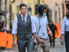 Rel om mondkapjes op set Mission: Impossible 7 in Rome