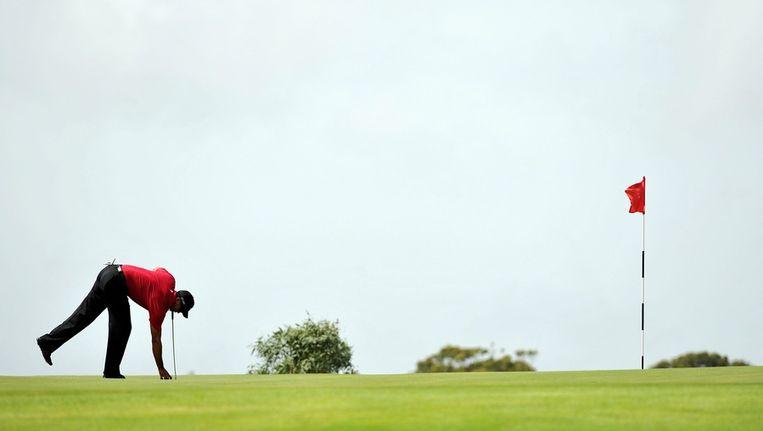 Tiger Woods. Beeld epa