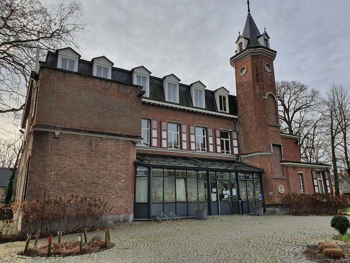 Het gemeentehuis van Brecht.