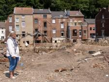"""Une femme de 89 ans a disparu dans l'eau à Pepinster: """"Moins de deux minutes après sa chute, sa maison s'est effondrée comme un château de cartes"""""""