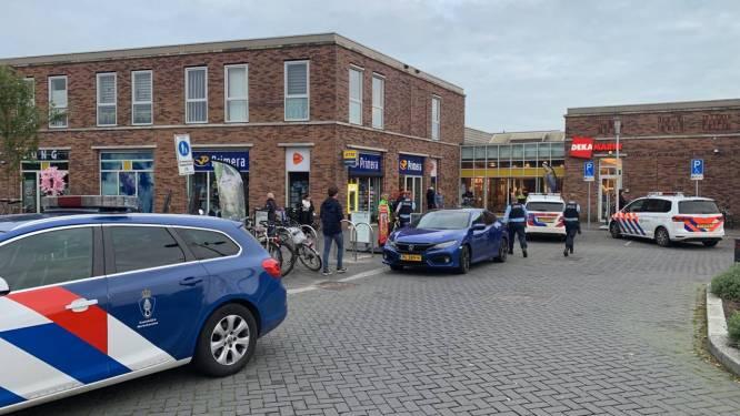 Steekincident bij winkelcentrum in Apeldoorn