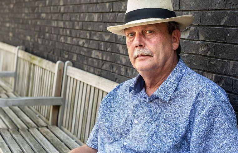 Randy Knol, de vader van Ximena Knol - een 19-jarig meisje dat overleed door het zelfmoordpoeder. Beeld Koen Verheijden