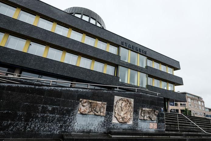 Het stadhuis in Doetinchem.