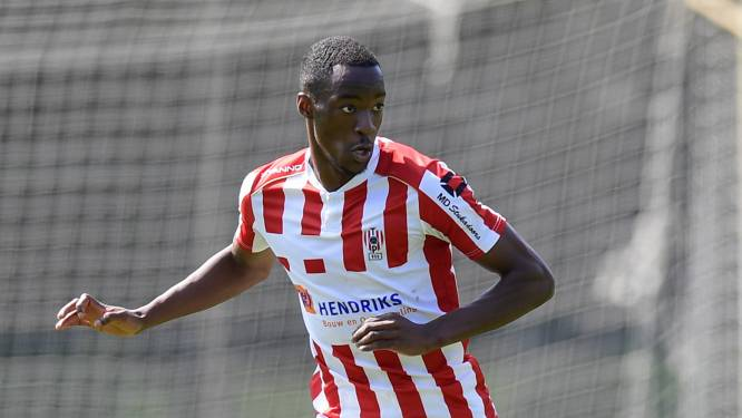 Ilounga Pata: van hoofdklasse amateurs naar Engeland en nu naar TOP Oss