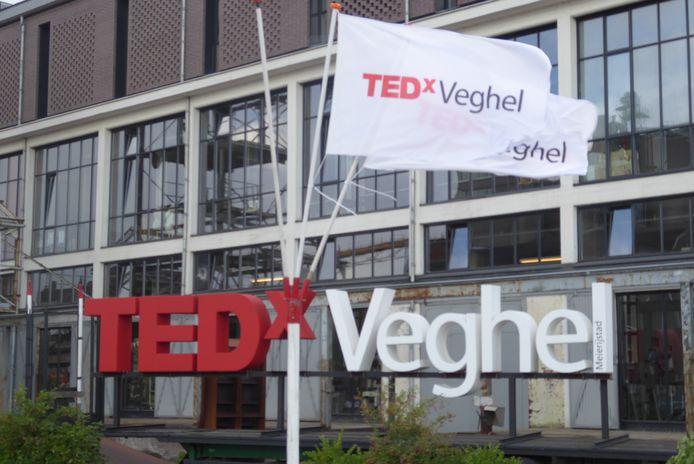 Het is TEDx wat de klok slaat rondom CHV Noordkade in Veghel.