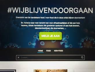 Koppel lanceert gratis website voor alle bedrijven, zelfstandigen en horecazaken in Vlaanderen: wijblijvendoorgaan.be