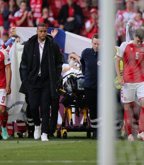 Eriksen kreeg hartstilstand: 'We waren net op tijd, anders was hij overleden'