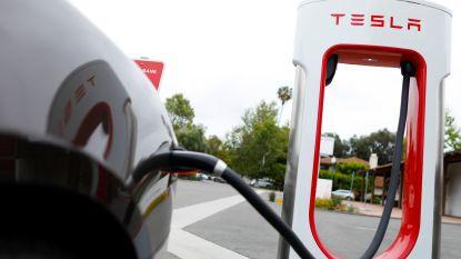 Tesla-batterijen vatten tot 5 dagen na ongeval nog spontaan vuur