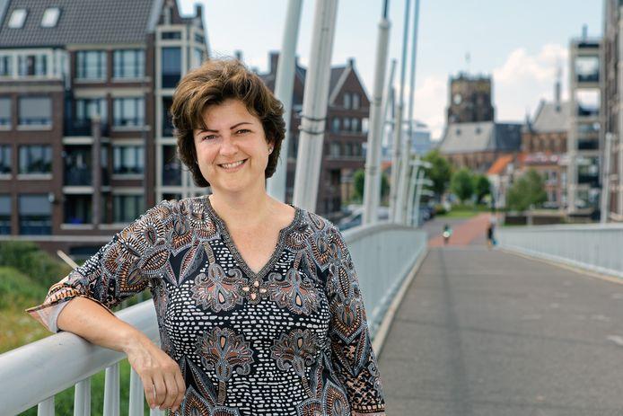 Marian Witte wordt burgemeester in Geertruidenberg.