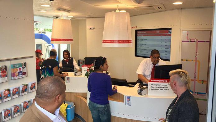 c90957f1c81ef3 Vernieuwd servicepunt Centrum-West geopend | Zoetermeer | AD.nl