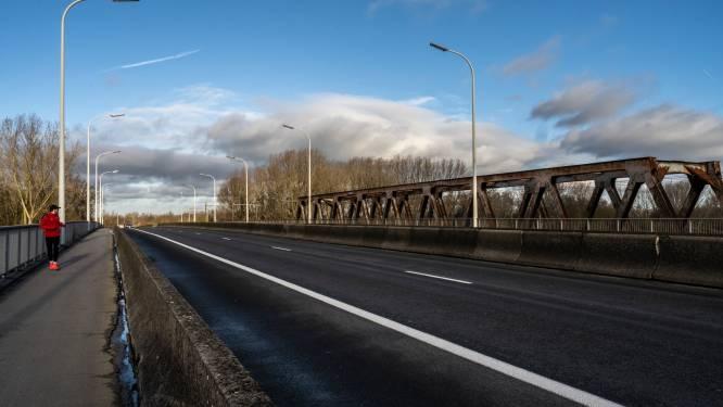 Renovatie Scheldebrug deze week van start