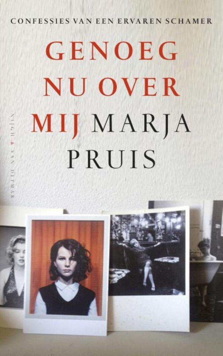 Marja Pruis - Genoeg nu over mij Beeld rv