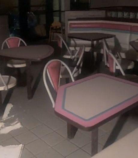 Les images d'un McDonald's abandonné fascinent les internautes