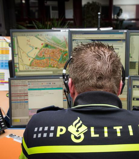 Korte landelijke telefoonstoring bij politie