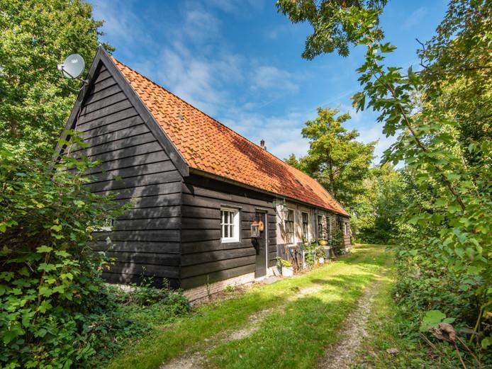 Het vroegere huis van Hans Warren aan het Pykeswegje in Goes.