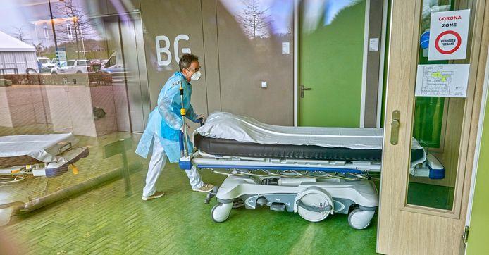 Ziekenhuis Bernhoven in Uden heeft nu ook de kinderafdeling gesloten.