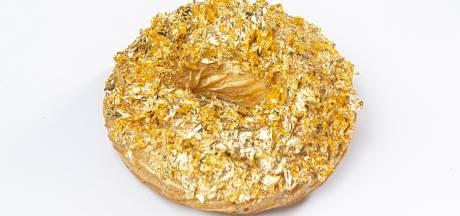 Des donuts recouverts d'or vendus 100 euros