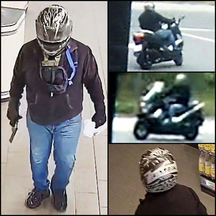 La police cherche à identifier cet homme.