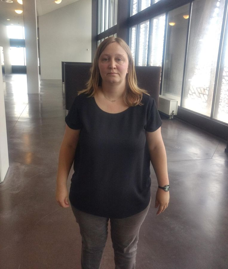Kelly Dirkx, dochter van het dodelijk slachtoffer Lisette Meerten.