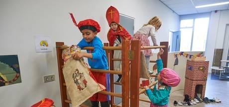 Sinterklaas verbroedert basisschool Delta in Heesch