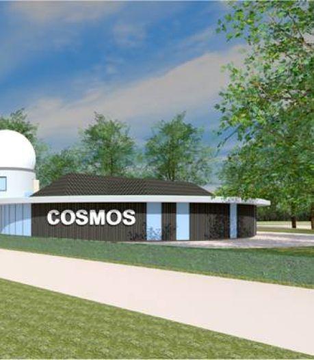 Een zonnewacht met drie telescopen moet de sterrenwacht in Lattrop ook overdag tot een publiekstrekker maken
