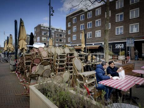 Opnieuw 'dringende oproep' grote steden om terrassen te openen
