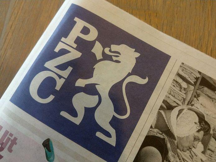 Het logo van de PZC stockpzc krant