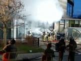'Zeer grote brand' in Zone College in Doetinchem