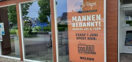 SooJuu gaat ook vrouwen knippen op plek in Heesch waar het zestig jaar om de man draaide