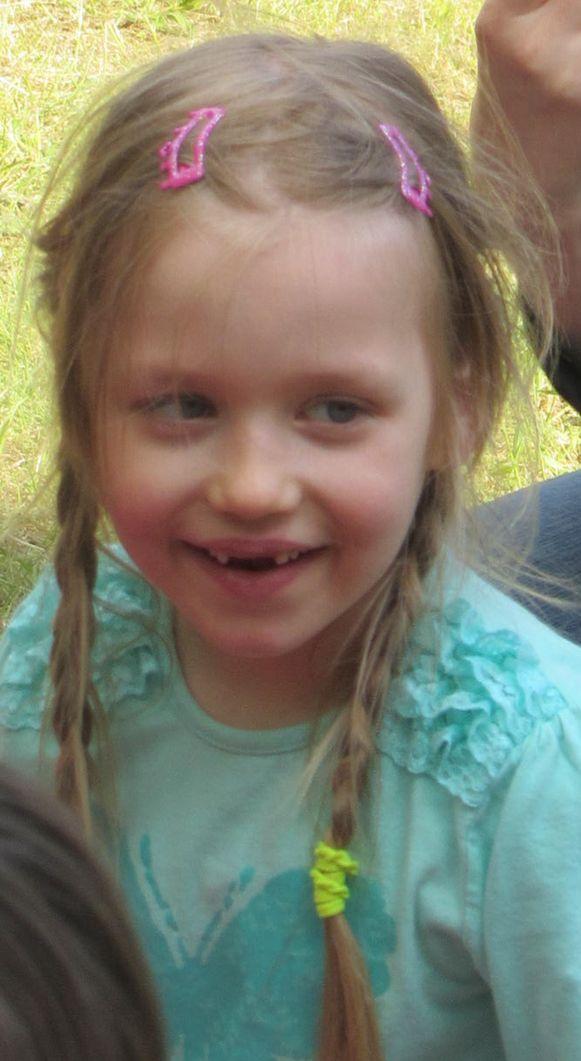 Inga Gehricke was vijf jaar toen ze in 2015 spoorloos verdween.
