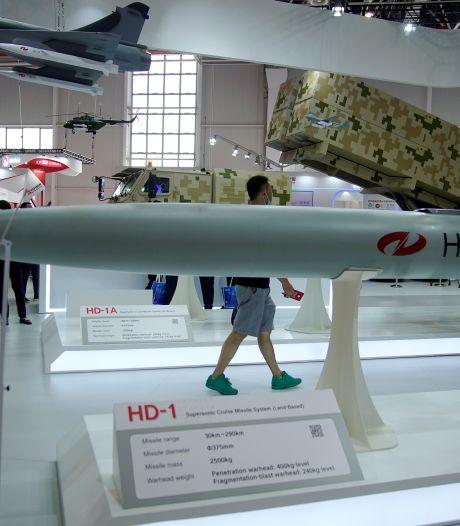Financial Times: China voerde test uit met hypersonische raket