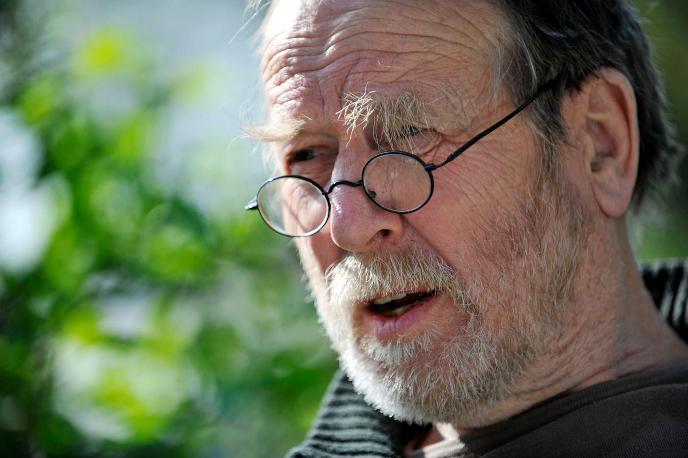 Schrijver en columnist A.L. Snijders.