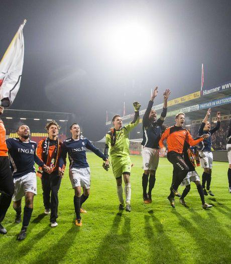Stunt tegen Eagles: 'Alsof we met Jodan Boys wereldkampioen waren geworden'
