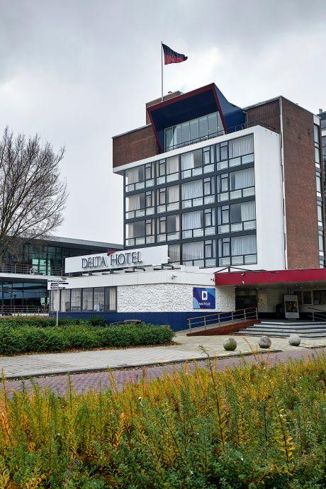 Omwonenden schrikken van plan voor zwembad in buurt van Delta Hotel: 'Dit belemmert ons uitzicht'