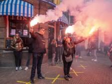 Rust keert terug in Amsterdam na titelfeest