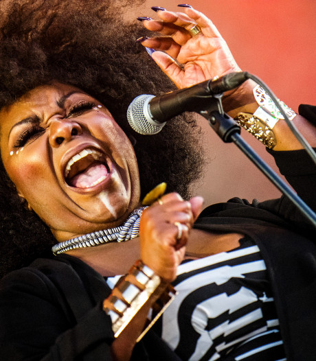 Michelle David & The Gospel Sessions op Groede Festival