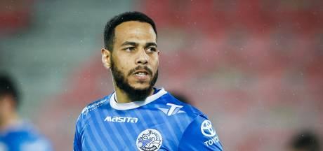 Beroep tegen rode kaart afgewezen, FC Den Bosch-linksback Dwayne Green blijft geschorst voor twee duels