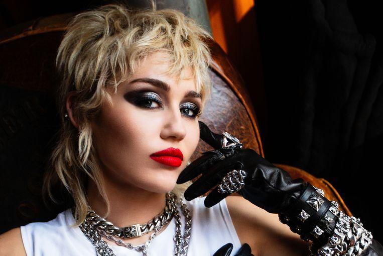Miley Cyrus. Beeld rv