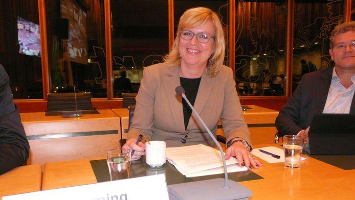 Wethouder Fleur Imming moet zich vanavond tijdens het vragenuurtje verantwoorden tegenover boze raadsleden.