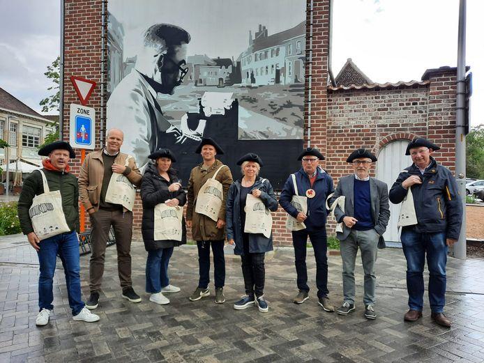 Stijn Streuvels is precies 150 jaar geleden geboren in Heule. Cultuurvereniging Confrérie de Griffioen pakt uit met een themawandeling, met langs het parcours audiofragmenten met bekende Heulenaars.