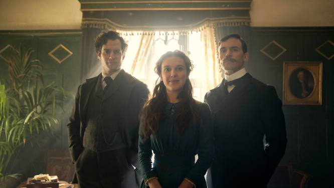 Millie Bobby Brown en Henry Cavill keren terug in vervolg op Netflix-film 'Enola Holmes'