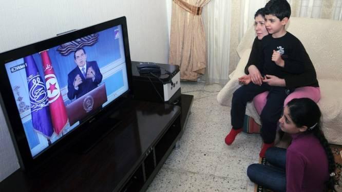 Ben Ali geen kandidaat meer voor nieuwe ambtstermijn als Tunesisch president